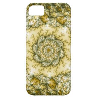 Reptilian - arte del fractal funda para iPhone SE/5/5s