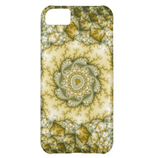 Reptilian - Fractal Art Cover For iPhone 5C