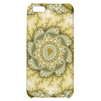 Reptilian - Fractal Art iPhone 5C Cases