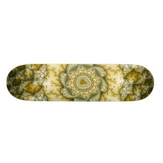 Reptilian - Fractal Art Skateboard Deck