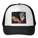 reptilian hat