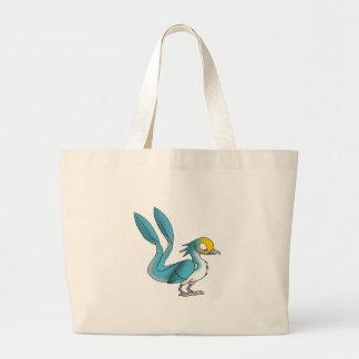Reptilian Swallow Bag Jumbo Tote Bag