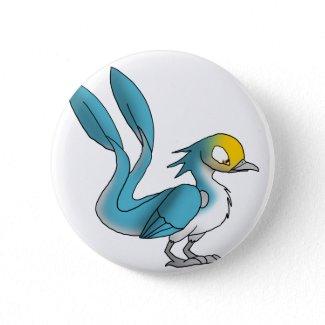 Reptilian Swallow Button button