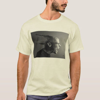 Reptilian Thoughts and Draconian Actions T-Shirt