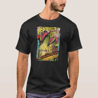 reptilicus cover T-Shirt