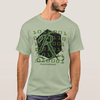 Reptoid Binary T-Shirt