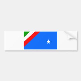 Repubblica dell'Ossola Car Bumper Sticker