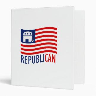 REPUBLI-CAN png Vinyl Binder