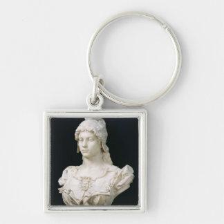 Republic, 1888-90 keychain