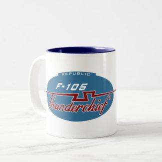 Republic F-105 Heritage Coffee Mug