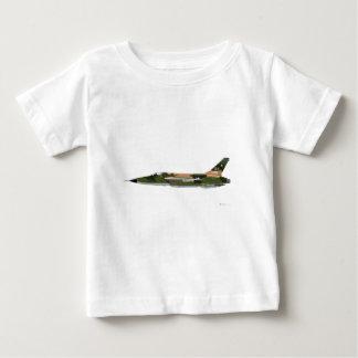 Republic F-105 Thunderchief Baby T-Shirt