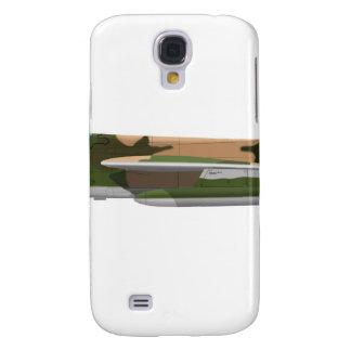 Republic F-105 Thunderchief Samsung Galaxy S4 Case