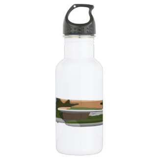 Republic F-105 Thunderchief Stainless Steel Water Bottle