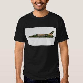 Republic F-105 Thunderchief Tee Shirt