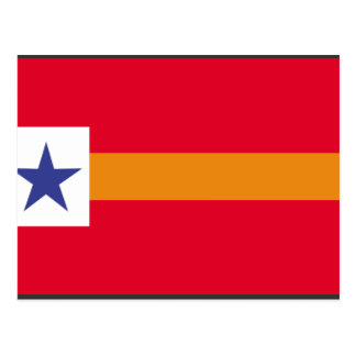 Republic Lower California , Mexico Postcard
