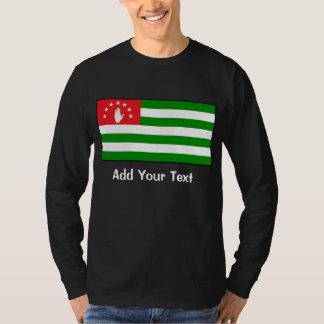 Republic of Abkhazia - Abkhazian Flag T-Shirt