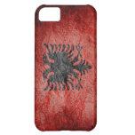 Republic of Albania Cover For iPhone 5C