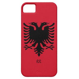 Republic of Albania Flag Eagle iPhone 5 Case