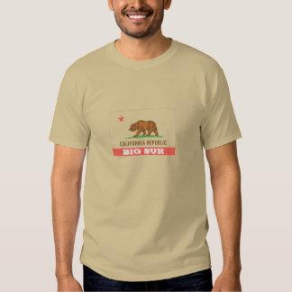 "Republic of California ""Big Sur"" Tee Shirt"
