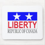 Republic of Canada Mouse Pad