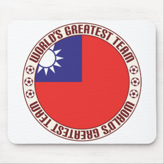 Republic of China Greatest Team Mouse Pad