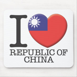 Republic of China Mouse Pad