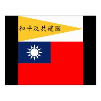 Republic of China-Nanjing Postcard