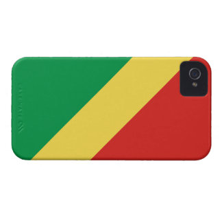 Republic of Congo Barely There™ iPhone 4 Case