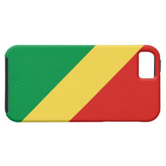 Republic of Congo iPhone 5 Covers