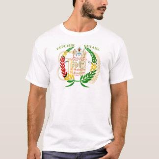 Republic of Guyana, 50th Independence Anniversary T-Shirt