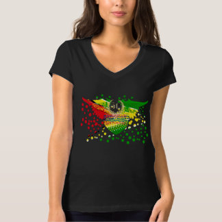 Republic of Guyana, Happy 50th Independence Womens T-Shirt