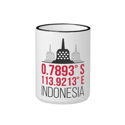 Republic of Indonesia Ringer Mug