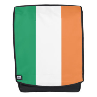 Republic of Ireland Flag Boldface Backpack