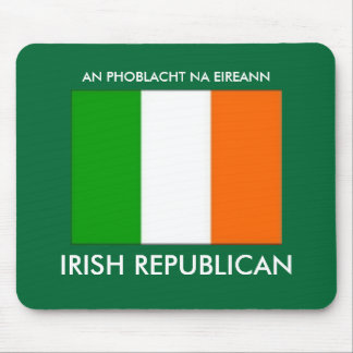 Republic of Ireland Mouse Mat Mouse Pad