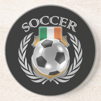 Republic of Ireland Soccer 2016 Fan Gear Coaster
