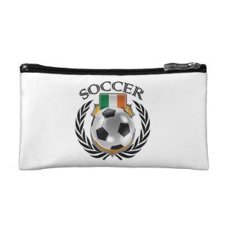Republic of Ireland Soccer 2016 Fan Gear Cosmetic Bag
