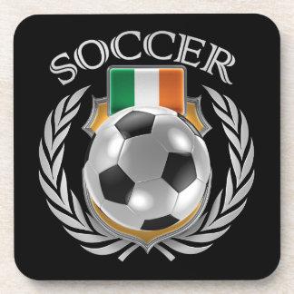 Republic of Ireland Soccer 2016 Fan Gear Drink Coaster