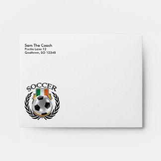 Republic of Ireland Soccer 2016 Fan Gear Envelope