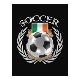 Republic of Ireland Soccer 2016 Fan Gear Flyer