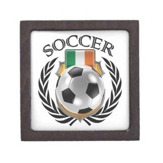 Republic of Ireland Soccer 2016 Fan Gear Gift Box