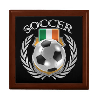 Republic of Ireland Soccer 2016 Fan Gear Jewelry Box