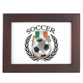 Republic of Ireland Soccer 2016 Fan Gear Memory Box