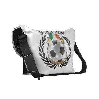 Republic of Ireland Soccer 2016 Fan Gear Messenger Bag