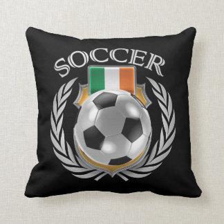 Republic of Ireland Soccer 2016 Fan Gear Pillow
