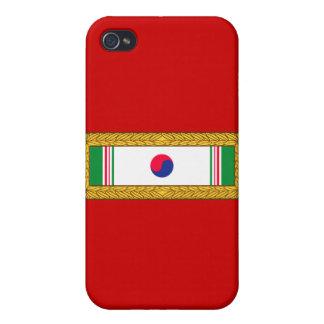 Republic of Korea Presidential Unit Citation iPhone 4 Covers