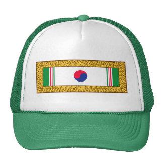Republic of Korea Presidential Unit Citation Trucker Hat