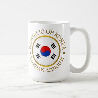 Republic of Korea (ROK) Coffee Mug