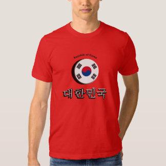 Republic of Korea Shirt