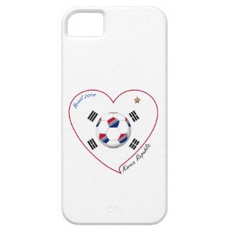 REPUBLIC OF KOREA SOCCER of national team 2014 iPhone SE/5/5s Case
