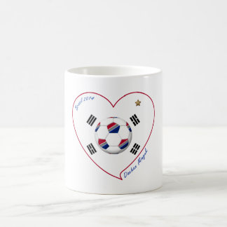 REPUBLIC OF KOREA SOCCER of national team 2014 Coffee Mugs